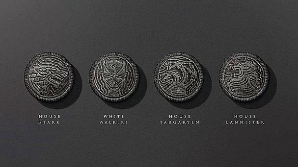 Game of Thrones Oreos 607