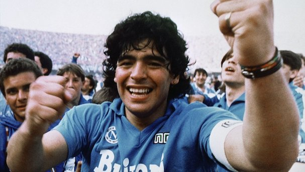Maradona 607