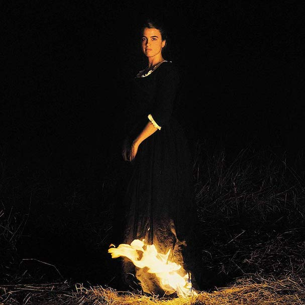 Portrait of the Young Lady on Fire 607