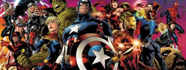 Marvel Universe 607