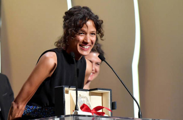 mati diop cannes awards 607