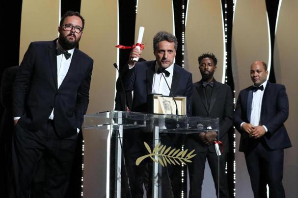 ladz ly, bacurau cannes awards 607
