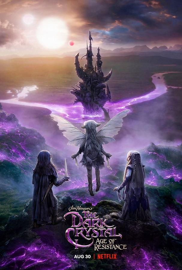 dark crystal age poster 607