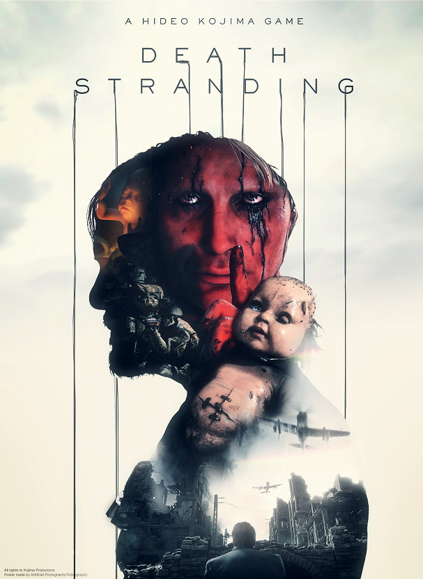death stranding poster 607