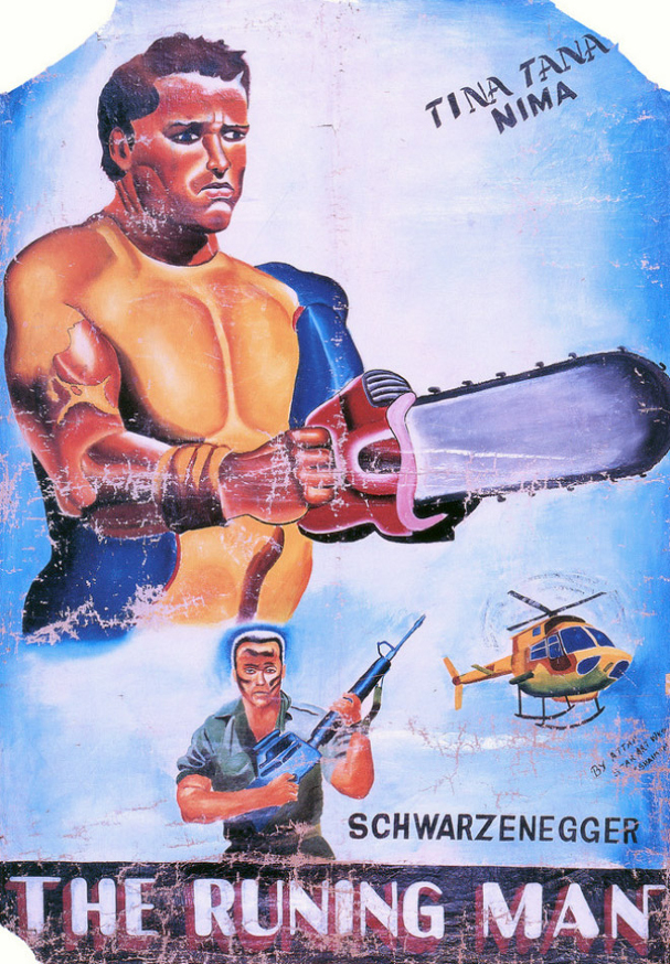 african poster 607