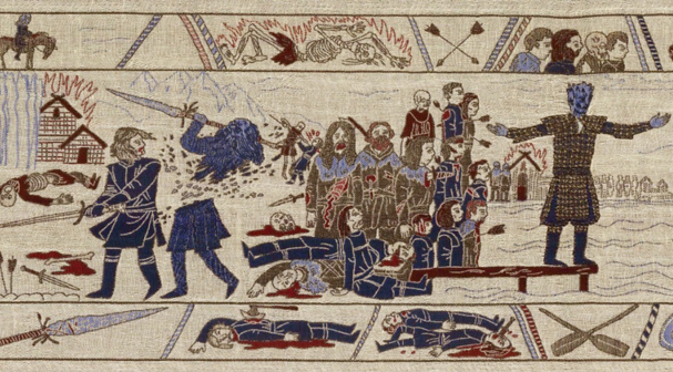 game of thrones tapestry 607