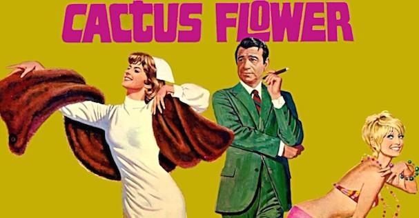 Cactus Flower 607