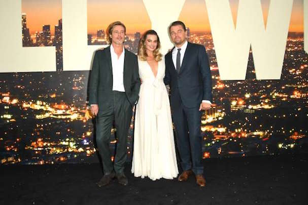 Once Upon a Time in Hollywood premiere 607 7