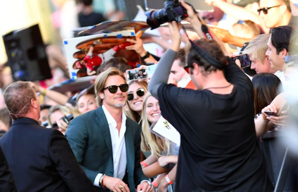 Once Upon a Time in Hollywood premiere 607 2