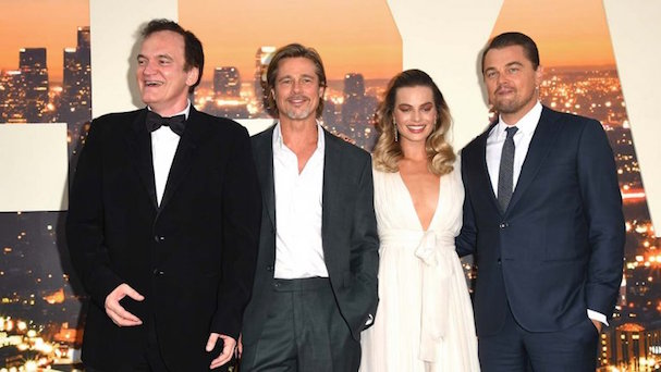 Once Upon a Time in Hollywood premiere 607 6