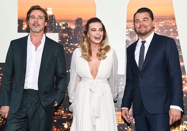 Once Upon a Time in Hollywood premiere 607 8