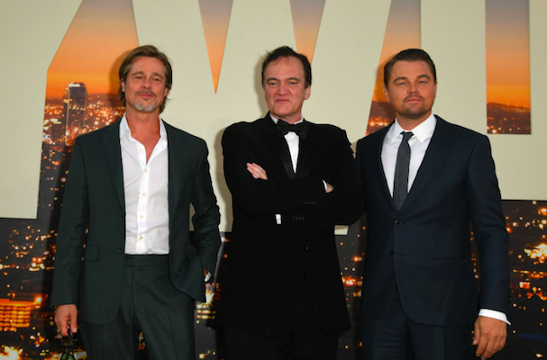 Once Upon a Time in Hollywood premiere 607 9