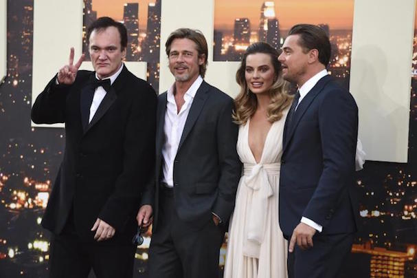 Once Upon a Time in Hollywood premiere 607 12