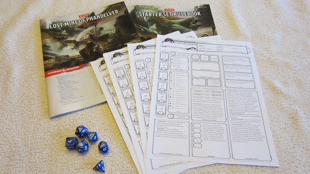 dungeons and dragons 607