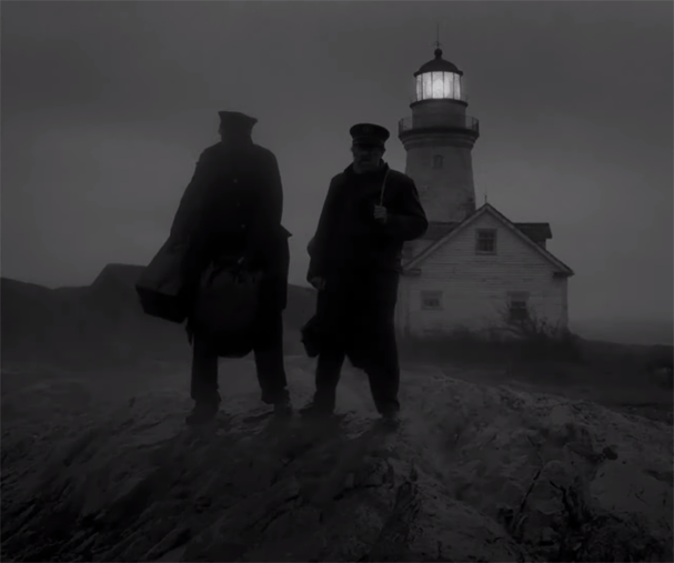the lighthouse 607