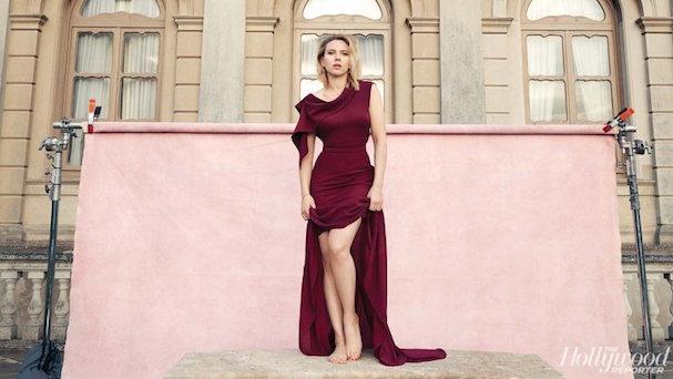 Scarlett Johanson Hollywood Reporter 607 2