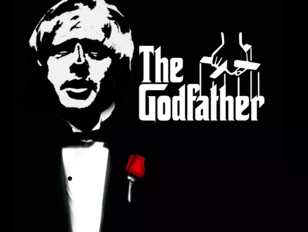 boris johnson the godfather 607