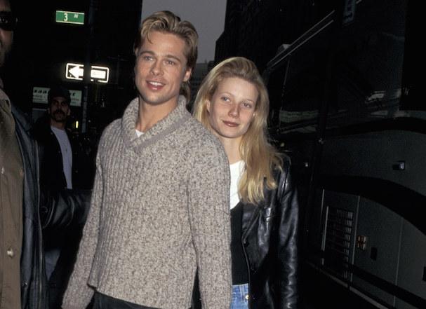 Brad Pitt Gwyneth Paltrow 607