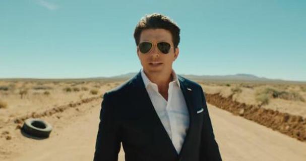 Tom Cruise runs for president 607 1