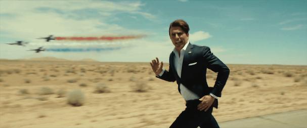 Tom Cruise runs for president 607 2