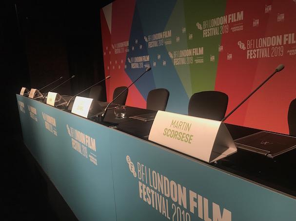 The Irishman press conference 607
