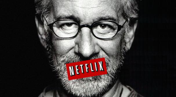 Spielberg Netflix 607