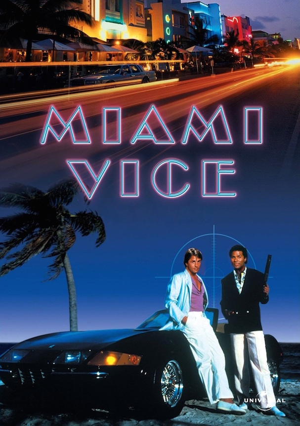 Miami Vice 80s 607