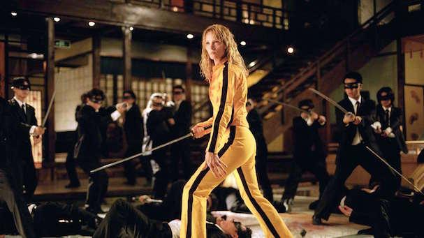Kill Bill actresses 607