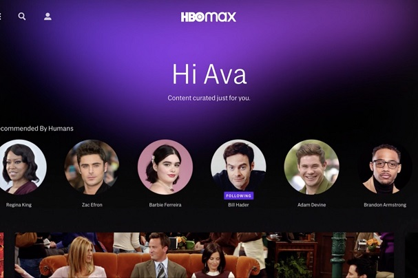 hbo max 607