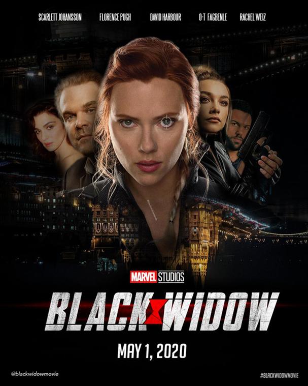 black widow poster 607