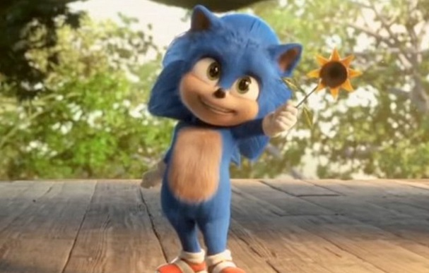 sonic the hedgehog 607