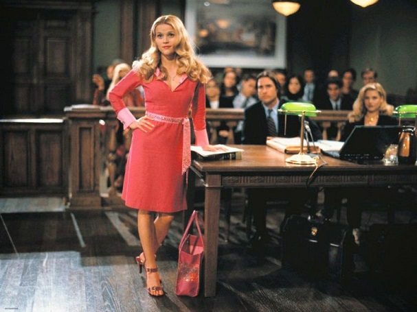 legally blonde 607
