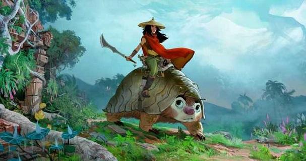 raya and the last dragon 607