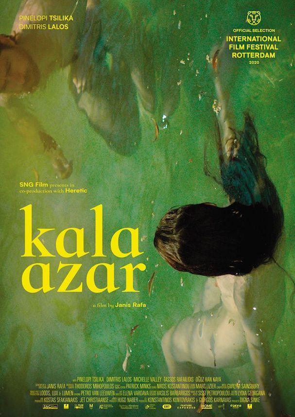 Kala Azar poster 607