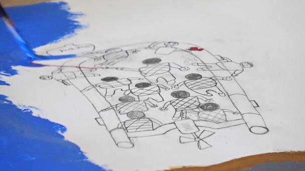 Ζωγραφίζοντας 607