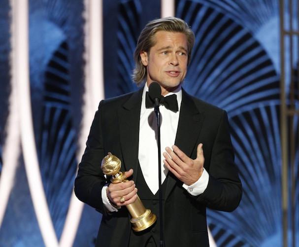 Brad Pitt thank you speeches 607
