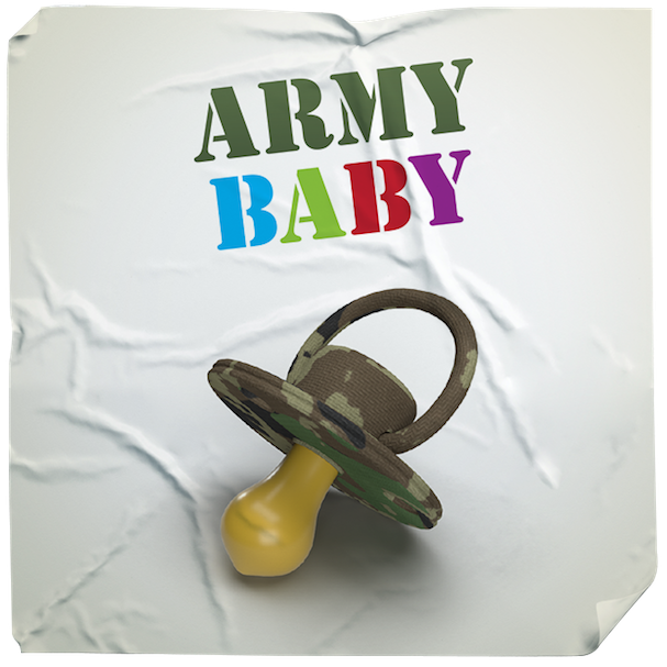 Army Baby 607