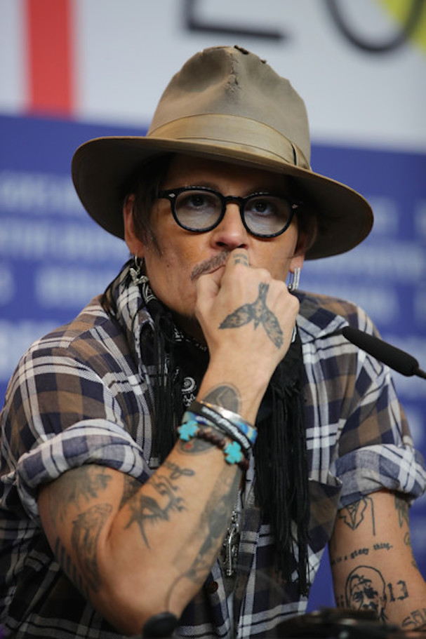 Johnny Depp Minamata 607 5