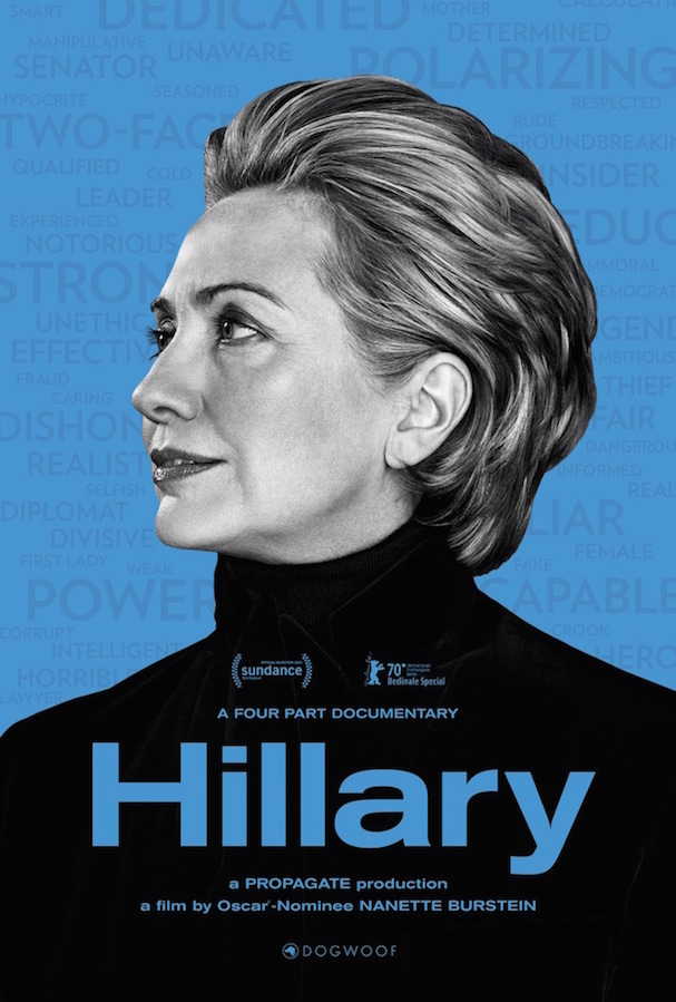 Hillary poster 607
