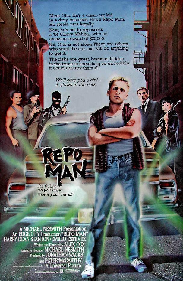 Repo Man poster 1 607