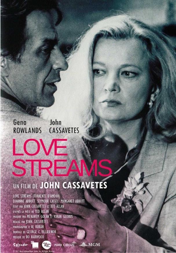love streams poster 607