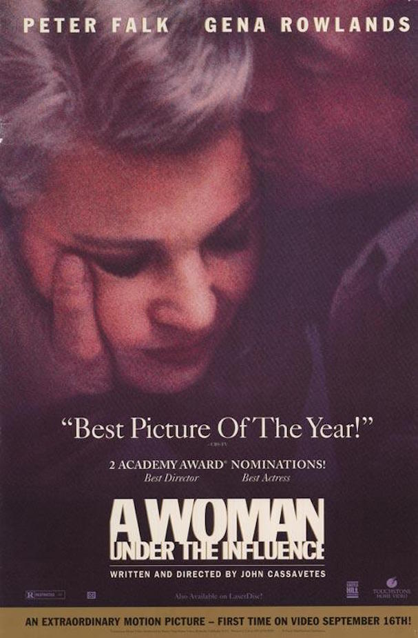Woman Under the Influence 607 poster 1