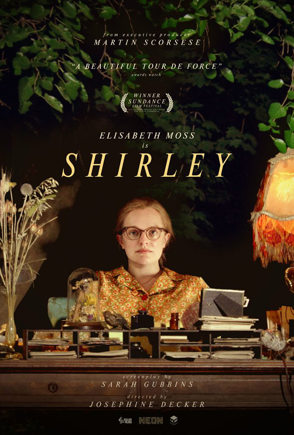 shirley poster 607