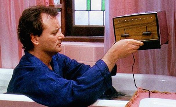 Bill Murray bathtub 607
