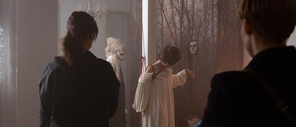 The Goya Murders 607