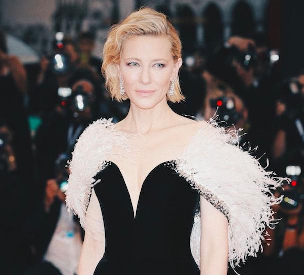 Cate Blanchett 607 Mostra