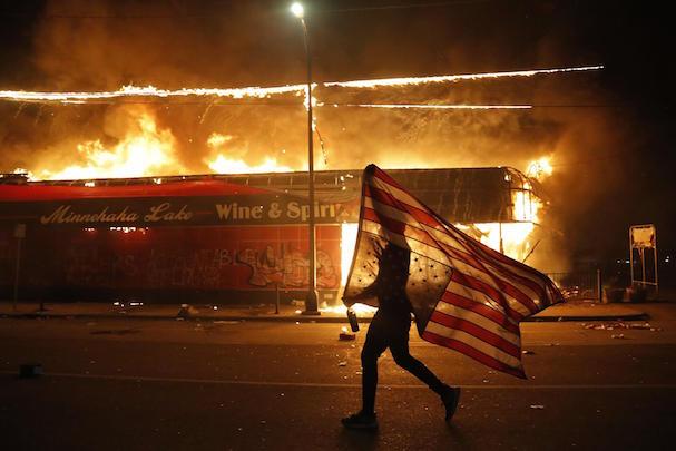 Riots black lives matter 607