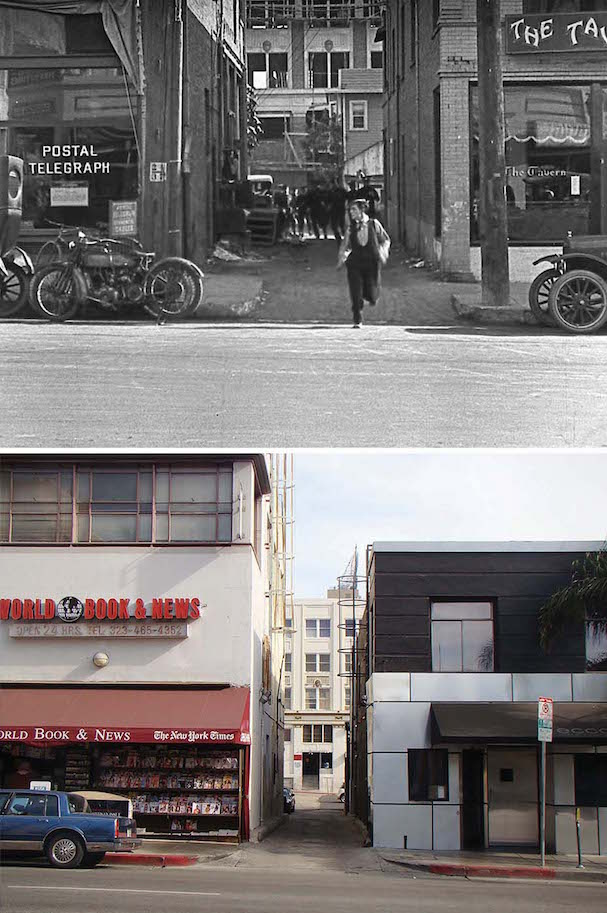 Chaplin alley 607 2