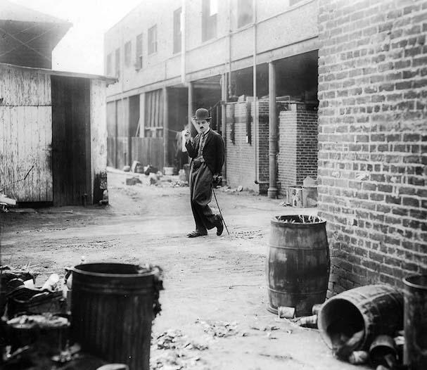 Chaplin alley 607 1