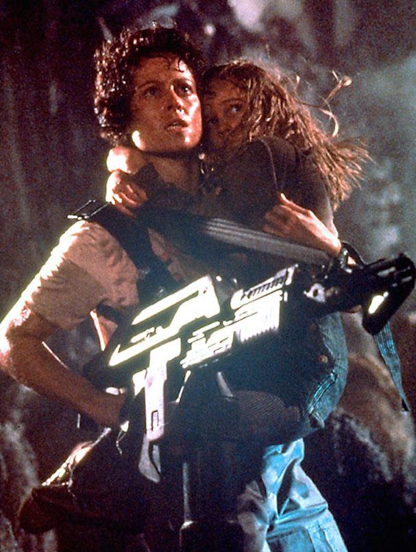 Alien Ripley 607 1